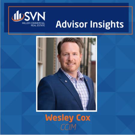Wesley Cox - Advisory Insights